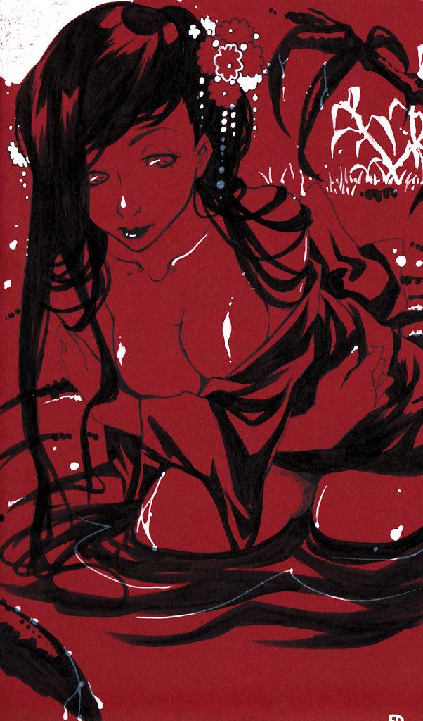 Kaede - Red Night